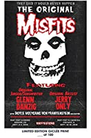 Lost Posters 希少ポスター The Misfits riot Fest 2016 リプリント #'d/100!! 12x18