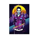 Sänger-Poster Adam Levine Star 27 Leinwand Poster