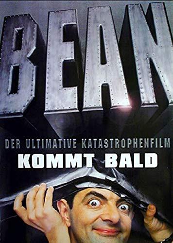 Bean - der ultimative Katastrophenfilm: Teaser (1997) | original Filmplakat, Poster [Din A1, 59 x 84 cm]