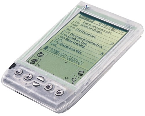 Lowest Prices! Handspring Visor Deluxe (Ice)