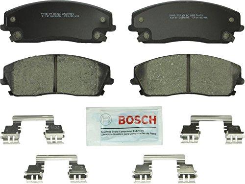 Price comparison product image Bosch BC1056 QuietCast Premium Ceramic Disc Brake Pad Set For: Chrysler 300; Dodge Challenger,  Charger,  Magnum,  Front