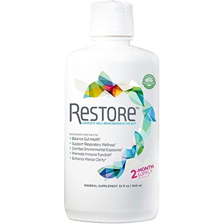 Restore Gut-Brain Health   Dr. Formulated - Probiotic & Enzyme Alternative – for Digestive Health, Immune Support, Metabolism & Energy Boost   2-Month Supply
