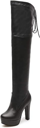1TO9 MNS03268, Sandales Compensées Femme - Noir - Noir, 36.5