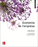 LA - Economia de l'empresa 1er. Batxillerat. Llibre alumne.