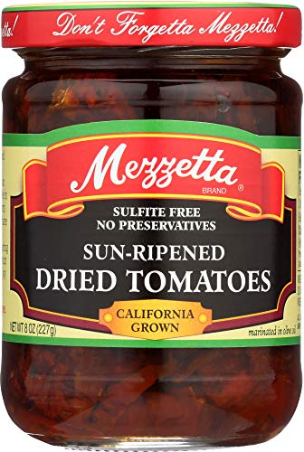 Mezzetta (NOT A CASE) Sun-Ripened Dried Tomatoes in Olive Oil