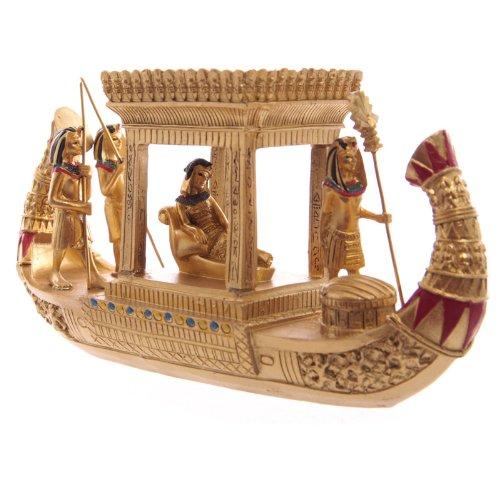 Puckator Goldene ägyptische Canopy Boot
