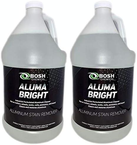 Bosh Chemical Alumabright Aluminum Restor NEW before selling Cleaner Brightener 2021
