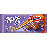Chocolate Milka Daim   Chocolate con Daim Caramel   100gr / 3.5oz