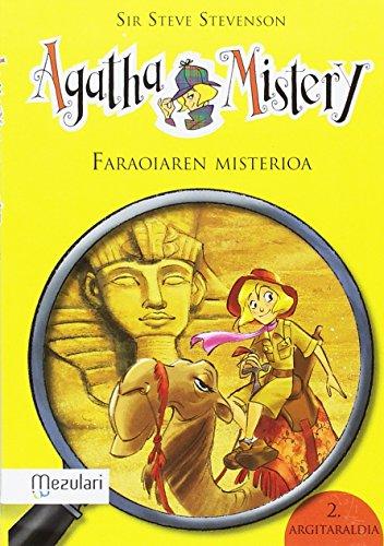 Agatha Mistery. Faraoiaren Misterioa: 1