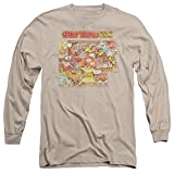 Photo de Big Brother And The Holding Company - T-Shirt à Manches Longues - Homme - Marron - XX-Large