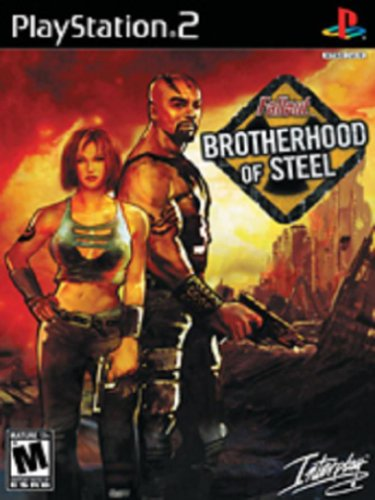 Fallout Brotherhood of Steel - PlayStation 2
