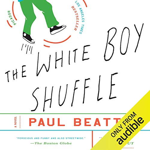 The White Boy Shuffle audiobook cover art