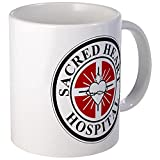 CafePress Sacred Heart Hospital Logo Mugs Unique Coffee Mug, Coffee Cup