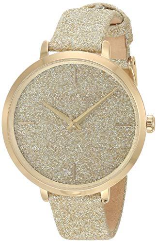 Michael Kors Women's Charley Three-Hand Gold-Tone Alloy Watch MK7112