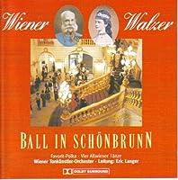 Wiener Walzer - Ball in Schönbrunn