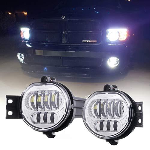fog lights for dodge ram 2500 - 9