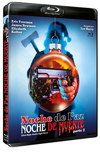 Noche de Paz, Noche de Muerte II BD Silent Night, Deadly Night Part 2 [Blu-ray]