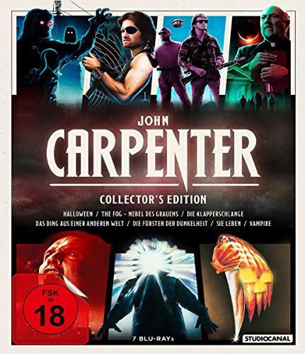 John Carpenter Collector's Edition [Blu-ray]