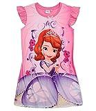 Disney Sofia die Erste Mädchen Nachthemd - pink - 92