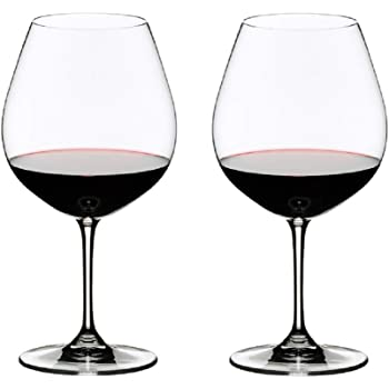 [正規品] RIEDEL リーデル 赤ワイン グラス ペアセット ヴィノム ピノ・ノワール(ブルゴーニュ) 700ml 6416/07