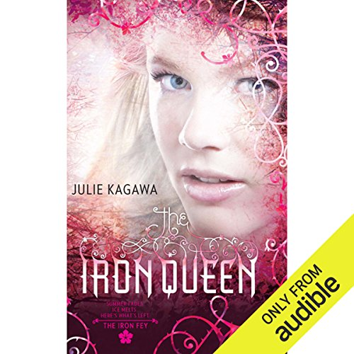 The Iron Queen     The Iron Fey, Book 3              By:                                                                                                                                 Julie Kagawa                               Narrated by:                                                                                                                                 Khristine Hvam                      Length: 12 hrs and 22 mins     1,372 ratings     Overall 4.5