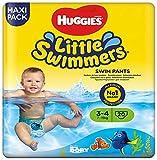 Huggies Little Swimmers Schwimmwindeln, Gr.3/4 (7 – 15 kg), 1 Packung mit 20 Stück - 5