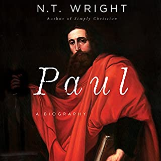 Paul     A Biography              By:                                                                                                                                 N. T. Wright                               Narrated by:                                                                                                                                 James Langton                      Length: 15 hrs and 22 mins     11 ratings     Overall 4.7