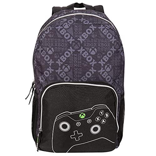 X-Box Controller Girls Backpack | Official Merchandise | Back to School, Gamer Rucksack,...