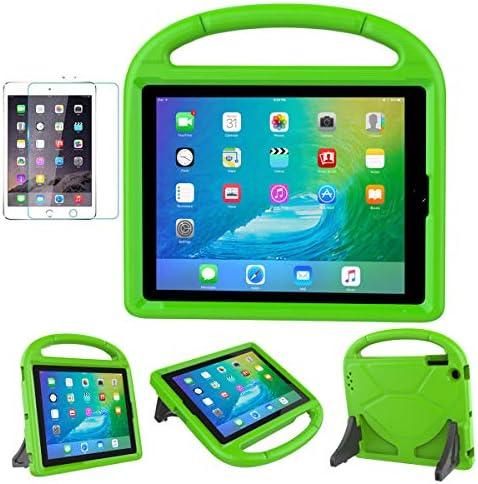 iPad 2 3 4 9 7 inch Old Model Case for Kids SUPLIK Durable Shockproof Protective Handle Bumper product image