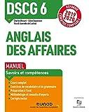 DSCG 6 - Anglais des affaires - Manuel - Réforme Expertise comptable - Réforme Expertise comptable