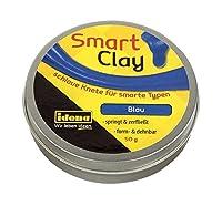 Smart Clay - Intelligente Knetmasse mit außergewöhnlichen Eigenschaften: leicht und weich formbar, elastisch und extrem dehnbar beim Modellieren Die Knetmasse kann hüpfen und springen wie ein Flummi, sie zerfließt von selbst, kann in kleine Teile zer...