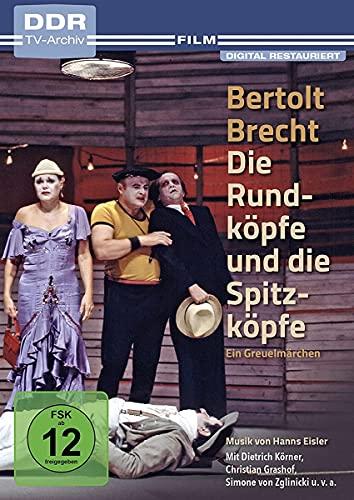 Die Rundköpfe und die Spitzköpfe (DDR TV-Archiv)
