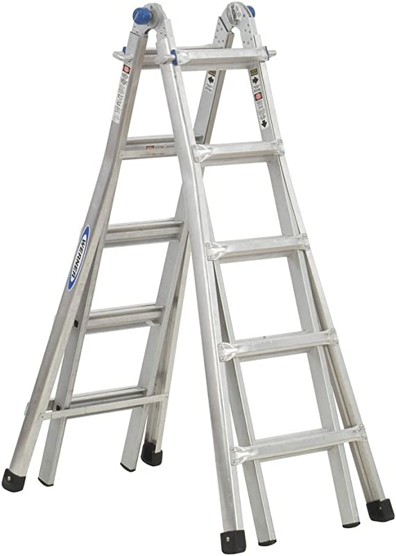 Werner MT 22 Telescoping Ladders 22 Foot