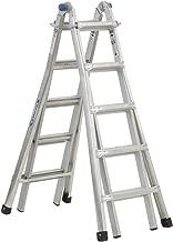 werner 22 ft extension ladder