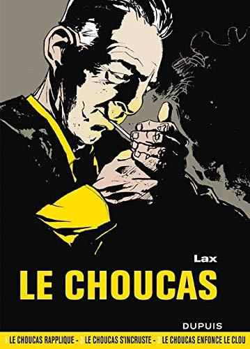 Le Choucas - L'intégrale - tome 1 - Le Choucas 1 (intégrale)