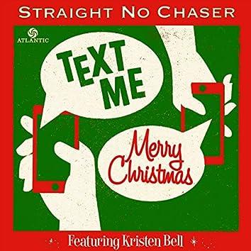 Text Me Merry Christmas (feat. Kristen Bell)