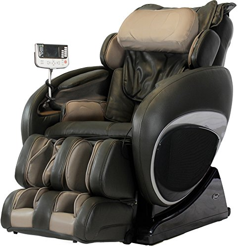 Osaki OS4000TA Model OS-4000T Zero Gravity Massage Chair, Black, Computer Body...