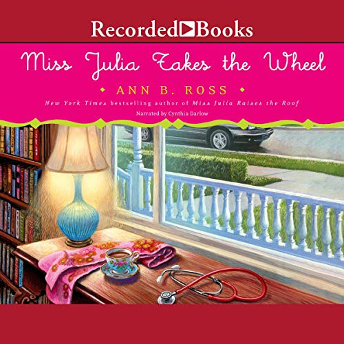 Couverture de Miss Julia Takes the Wheel