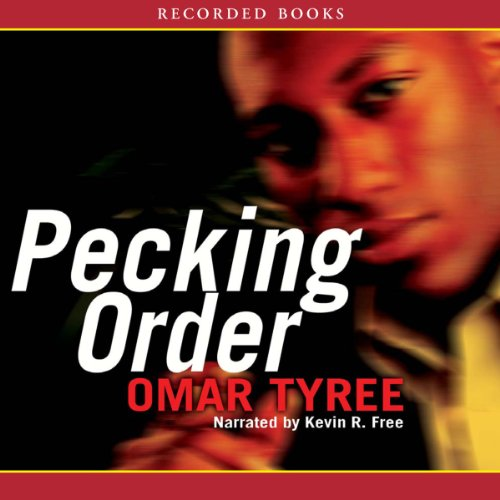 Pecking Order audiobook cover art