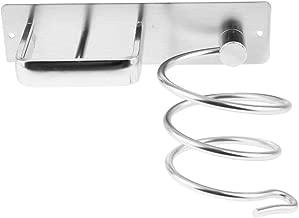 de Aluminio Soporte de Almacenamiento para secador de Pelo en Espiral ChanYYw para Colgar en la Pared