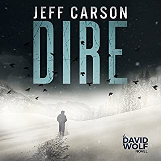 Dire     David Wolf, Volume 8              By:                                                                                                                                 Jeff Carson                               Narrated by:                                                                                                                                 Sean Patrick Hopkins                      Length: 7 hrs and 48 mins     120 ratings     Overall 4.7
