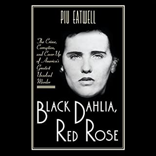 Black Dahlia, Red Rose audiobook cover art