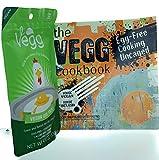 EL VEGG - Yema de huevo vegana (127G) y Libere el libro de cocina de la VEGG...