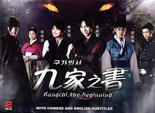 Kangchi, the beginning(The Gu Family Book) Korean drama with English subtitles