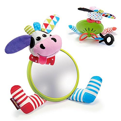 Yookidoo-MI Primer Amigo Espejo Vaca (40144)