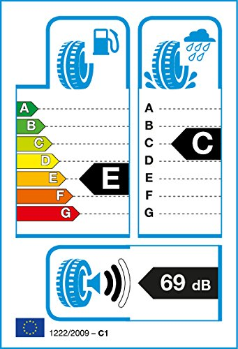 SUPERIA SF136 banden voor het hele jaar door met 225/40/R18 92 W, E/C/69 dB