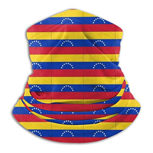 Mathillda Originality Venezuela vlag nek warmer nekwarmer, omkeerbaar