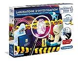 Clementoni- Science & Jeu-Laboratoire d'investigation- 52399