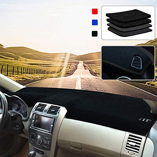 Awotzon Dashboard Cover Mat Fit forFord Edge 2011-2014,All Weather Non-Slip...