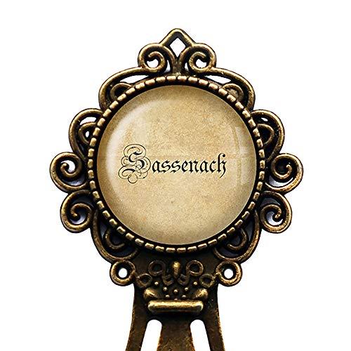 Outlander Sassenach Lesezeichen